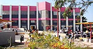 Biblioteca universidad de Antofagasta