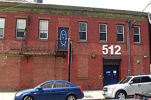 Big Blue Meenie Recording Studio - The front entrance to Big Blue Meenie.