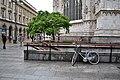 Bike near Duomo di Milano.jpg
