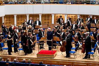 Bilkent Symphony Orchestra - The BSO with music director Klaus Weise