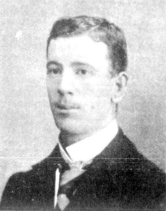 Bill McSpeerin - McSpeerin in 1899