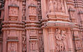 Birla Sun Temple Gwalior Stone carvings on the outside.jpg