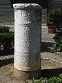 Bisceglie pietra miliare romana.JPG