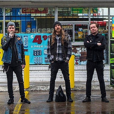 Picture of a band or musician: Black Tusk