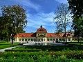 Blick auf das neue Kurhaus im Park der Jahreszeiten - panoramio.jpg