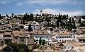 Blick auf den Albaicin und die Kirche San Nicólas. - panoramio.jpg
