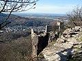 Blick vom Battertfelsen über das Alte Schloss Baden-Baden, Schwarzwald, black forest, forêt noire - panoramio.jpg