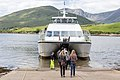 "Boarding ""Connemara Lady"" at Killary Harbour (2014).jpg"