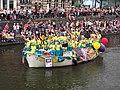 Boat 59 Ambulance Amsterdam, Canal Parade Amsterdam 2017 foto 1.JPG