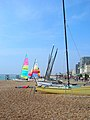 Boats on Brighton Beach - geograph.org.uk - 242094.jpg