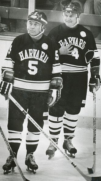 Bill Cleary (ice hockey) - Bill and Bob Cleary