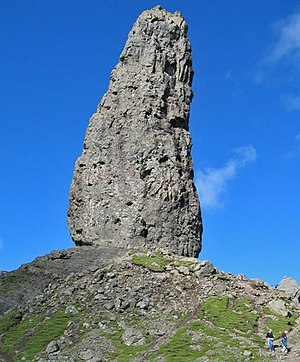 The Storr - Image: Bodach an Stoir (The Old Man of Storr) geograph.org.uk 747492