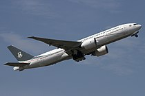 Boeing 777-2FBLR, Ceiba Intercontinental Airlines (White Airways) JP7639429.jpg