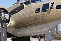 Boeing B-17G-85-DL Flying Fortress Nine-O-Nine Names CFatKAM 09Feb2011 (14983560872).jpg