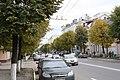 Bolshaya Moskovskaya street. Vladimir. Russia. Большая Московская улица. Владимир. Россия - panoramio (1).jpg