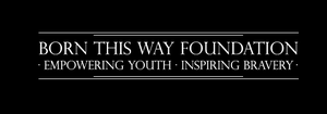 Born This Way Foundation - Image: Born This Way Foundation logo