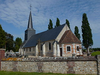Bosrobert Commune in Normandy, France