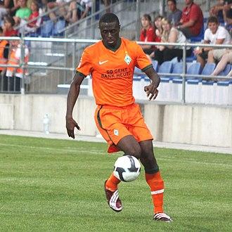 Boubacar Sanogo - Boubacar Sanogo playing for Werder Bremen