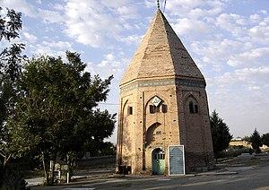 Roudehen - Imamzadeh Sultan Mutahhar, Bumahen neighborhood of Roudehen.