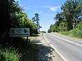 Boundary Sign for Herefordshire on the A438 - geograph.org.uk - 20950.jpg