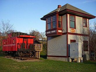 Bowie, Maryland - Image: Bowie Rail Station