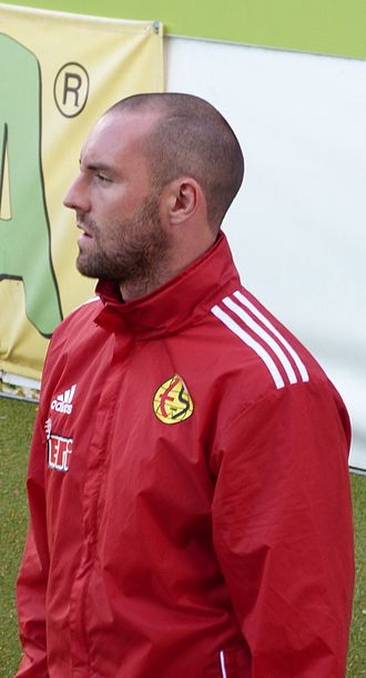 Kris Boyd - Boyd during his time with Eskişehirspor