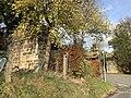 Brückenpfeiler am Bahnhof Reichenbach( Vogtland), Ost.jpg