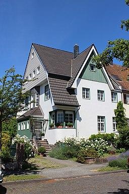 Goethestraße in Brühl
