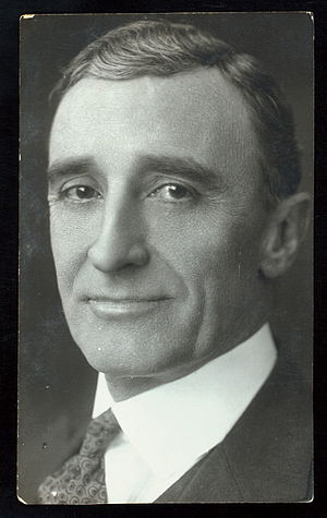 Brandon Hurst - Hurst in the early 1910s