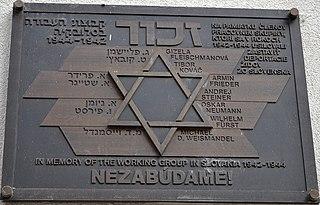 Working Group (resistance organization) World War Two Jewish resistance organisation in Slovakia