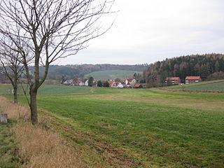 Bremke human settlement in Germany