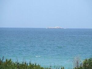 Algoa Bay - Image: Brenton island