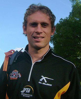 Brett Hodgson - Image: Brett Hodgson (23 April 2005)