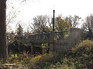 National Register of Historic Places listings in Lyon County, Minnesota - Image: Bridge No 5151Marshall