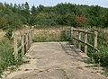 Bridge 46 along the disused Grantham Canal - geograph.org.uk - 954266.jpg