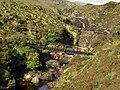 Bridge at the head of Loch Sealg - geograph.org.uk - 841071.jpg