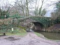 Bridge over Monmouthshire and Brecon canal - geograph.org.uk - 347575.jpg