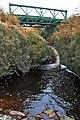 Bridge over the Blaber - geograph.org.uk - 602487.jpg