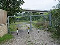 Brierfield Entrance To Old Water Works - geograph.org.uk - 276423.jpg