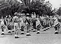 British Sunday parade in Eritrea late 1940.jpg