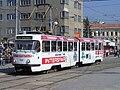 Brno, Staré Brno, Mendlovo náměstí, Tatra K2 (1).jpg