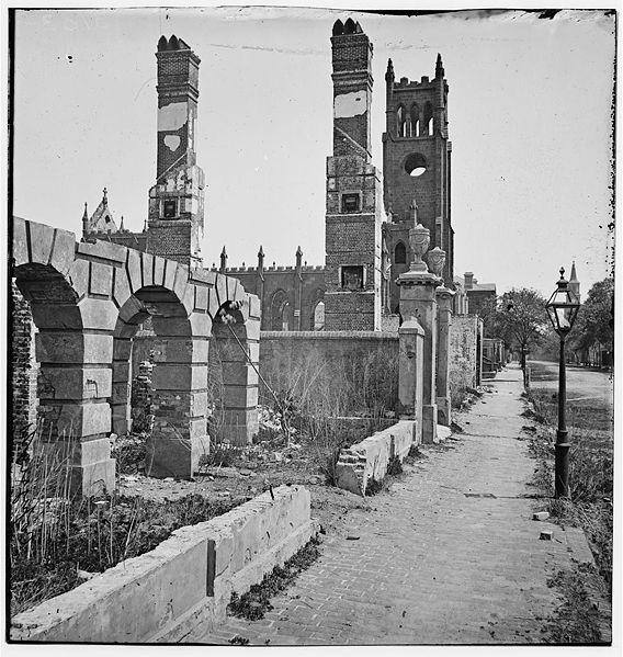 File:Broad Street Charleston South Carolina 1865.jpg