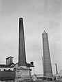 Brodek u Přerova - cukrovar - stavba komínu 01.jpg