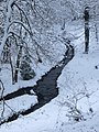 Brook in the snow - Jan 2013 - panoramio.jpg