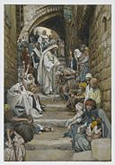 Brooklyn Museum - In the Villages the Sick Were Presented to Him (Dans les villages on lui présentait des malades) - James Tissot.jpg