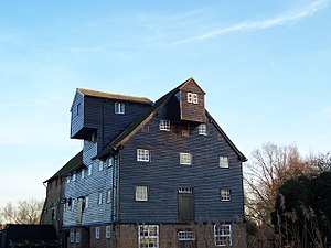 Potto Brown - Houghton Mill