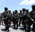 Brunei Special Forces unit on USS Howard (DDG-83) during CARAT 2008 3.jpg