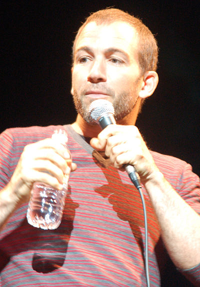 Bryan Callen, American stand-up comedian, actor, writer and podcaster