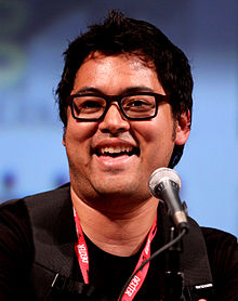 Bryan Lee O'Malley by Gage Skidmore.jpg