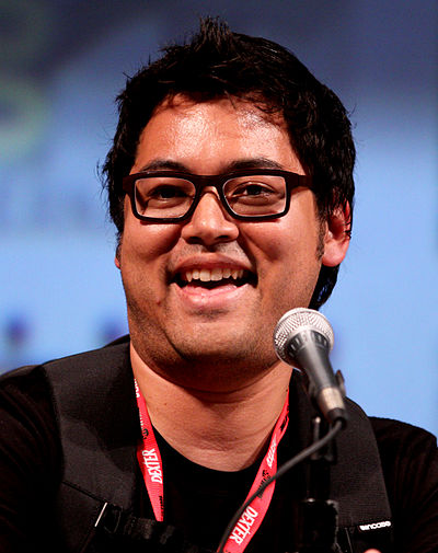 Picture of an author: Bryan Lee O'malley